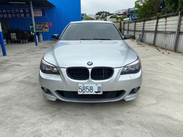 04年 BMW E60 520 2.2 照片1