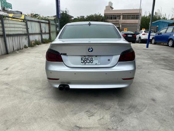 04年 BMW E60 520 2.2 照片4