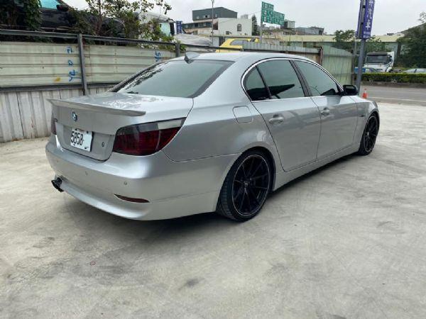 04年 BMW E60 520 2.2 照片6