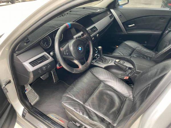 04年 BMW E60 520 2.2 照片7