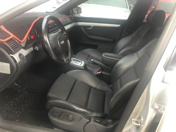 Audi A4 1.8T渦輪16萬8開走 照片6