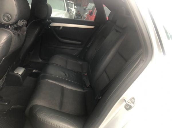 Audi A4 1.8T渦輪16萬8開走 照片7