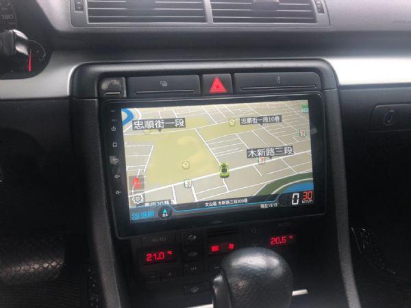 Audi A4 1.8T渦輪16萬8開走 照片9