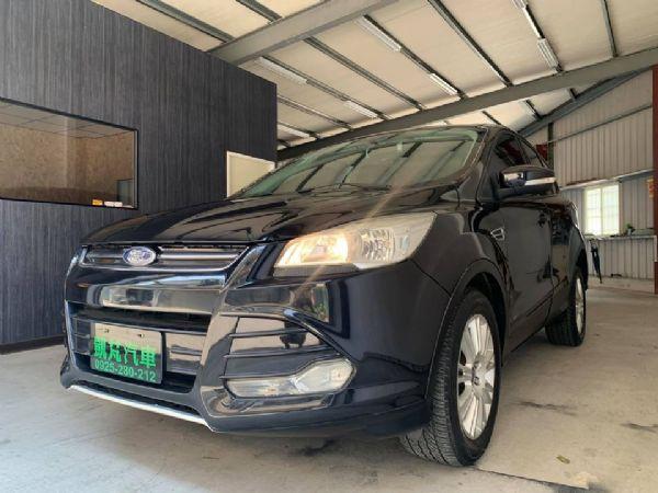 KUGA 休旅車 可超貸20萬 認證車 照片1