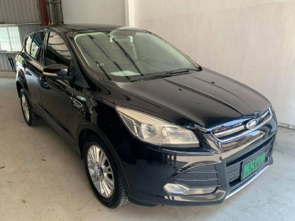 KUGA 休旅車 可超貸20萬 認證車 照片2