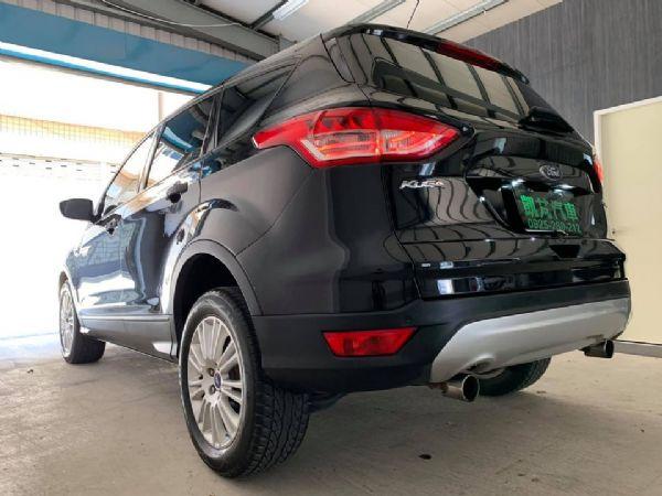 KUGA 休旅車 可超貸20萬 認證車 照片8