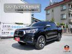 台南市HILUX雙廂皮卡5座 保固中 僅跑1萬 TOYOTA 豐田中古車