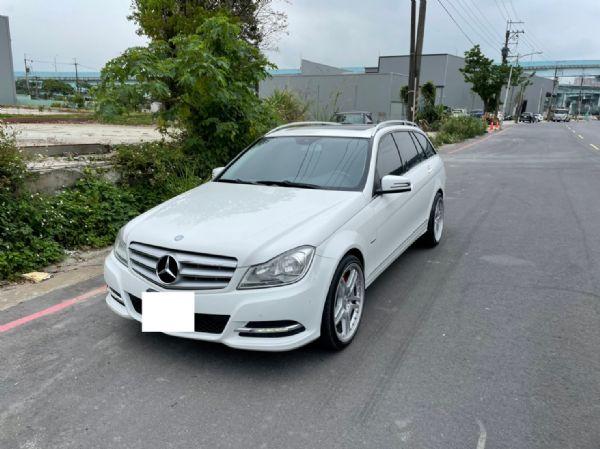 鑫宏車業2012年C250五門旅行1.8 照片1
