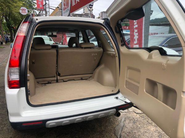 06年CR-V白4WD僅跑9萬 照片3