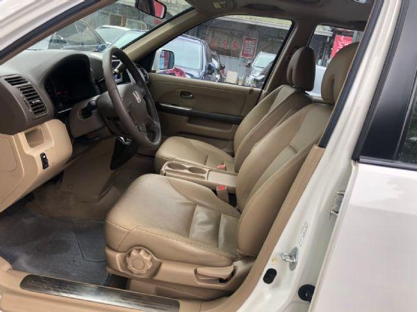 06年CR-V白4WD僅跑9萬 照片6