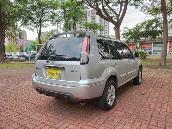 鑫宏車業2008年X翠4WD尊貴2.0 照片2