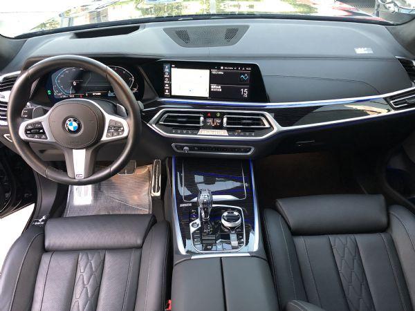 BMW X7 40I M版 總代理 人座 照片2