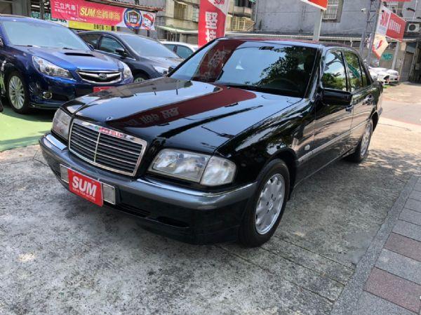 1997年W202~C240黑 照片1