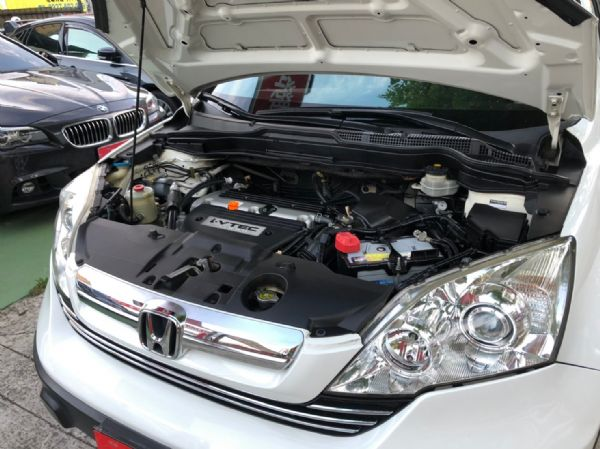 08年CR-V 4WD 2.4白26萬8 照片3