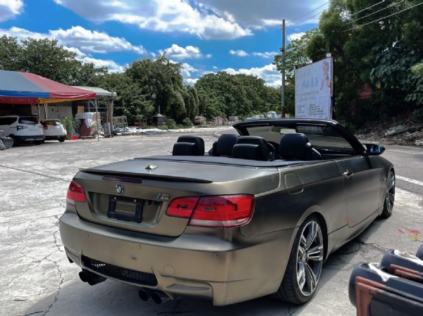 BMW E93 335CIC 照片4